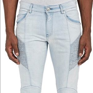 Brand New Balmain Men's Jeans Size 34 - Authentic